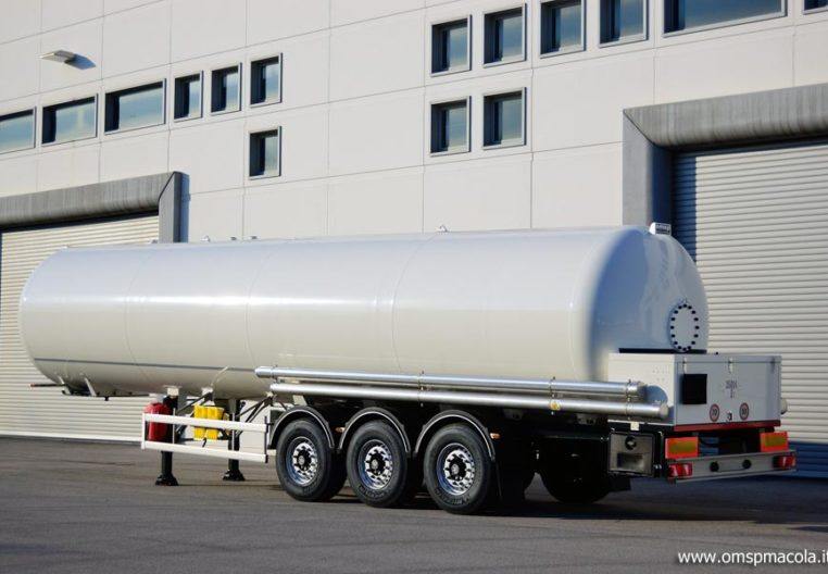 OMSP MACOLA ST48CS - 48.000 litres - semi-remorque citerne