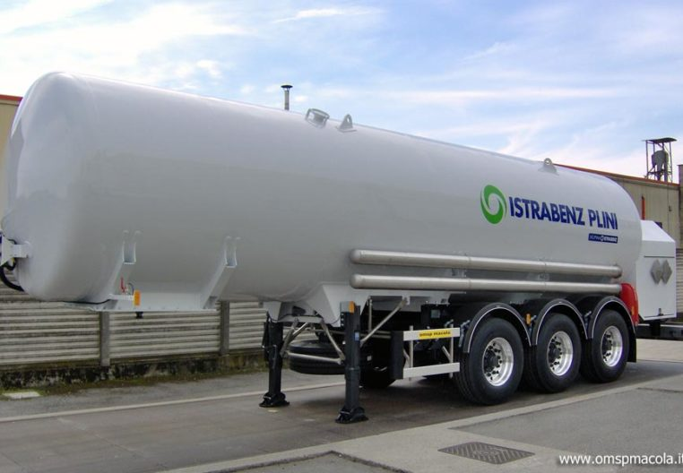 ARITAS ATRAVEL24LOX - 24.000 litres - semi-remorque citerne