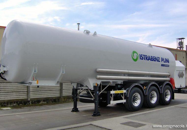 ARITAS ATRAVEL24LOX - 24.000 litri - semirimorchio cisterna