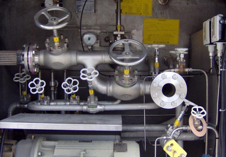 ARITAS ATRAVEL24LOX - 24.000 litri - impianto di distribuzione