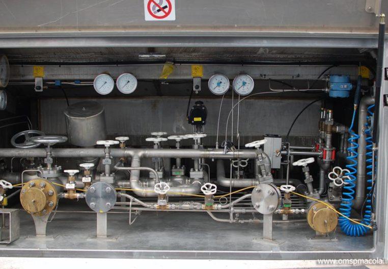 ARITAS ATRAVEL58LNG - 57.500 litres - installation de distribution
