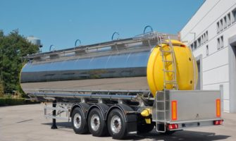 G.MAGYAR SR34A - 34.000 liters - semitrailer tanks for transportation food