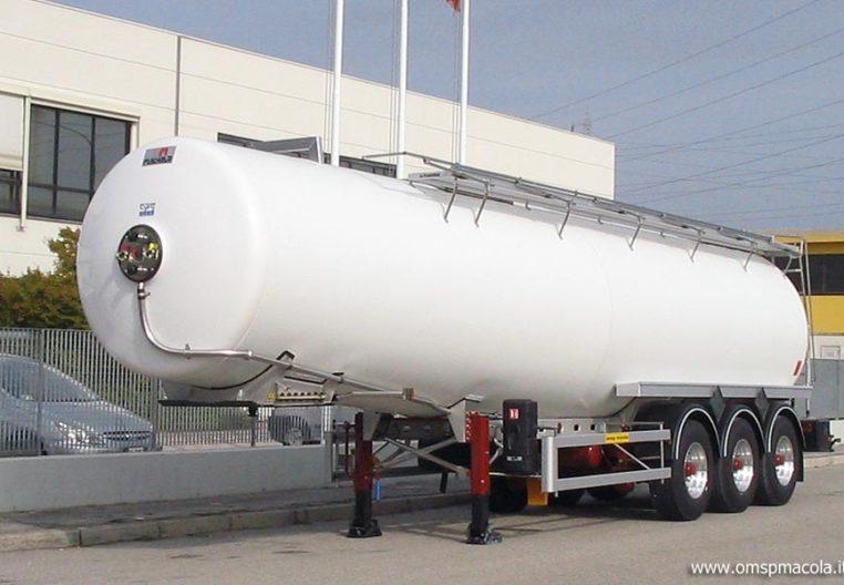 G.MAGYAR SR35B - 35.000 - litri semirimorchio cisterna per trasporto bitume