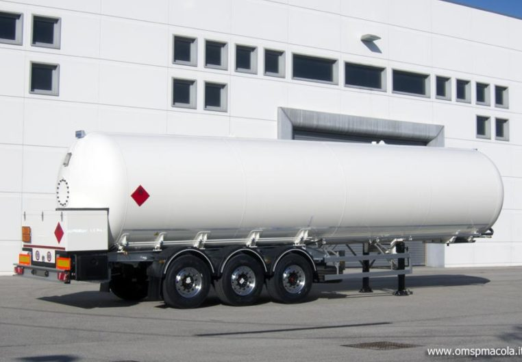 OMSP MACOLA ST525RE2 - 52.500 litres - semi-remorque citerne