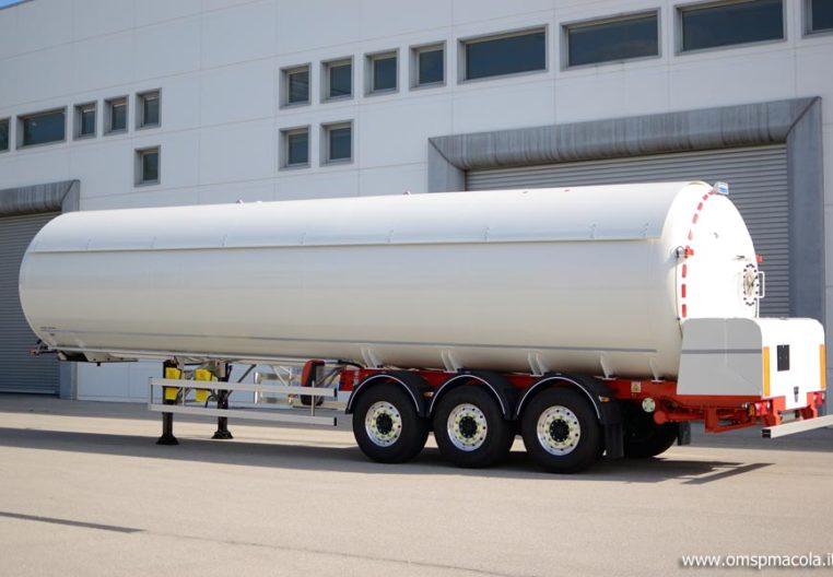OMSP MACOLA ST57F - 57.000 litres - semi-remorque citerne