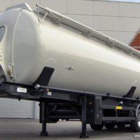 SPITZER SK2460C - 60.000 litri - cisterna ribaltabile in lega d'allumino