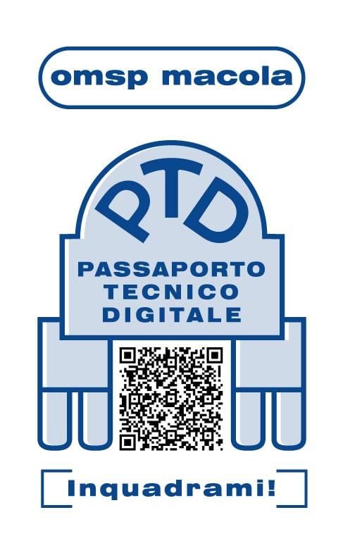 Passaporto tecnico digitale